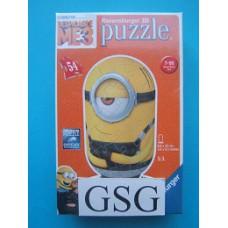 Despicable me 3 prisoner 3D puzzel 54 st nr. 11 671 3-01