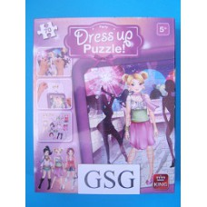 Dress up puzzel party 70 st nr. 05169-01