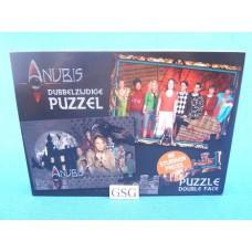 Anubis dubbelzijdige puzzel 99 st nr. ANEPPUZ01
