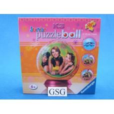 K3 junior puzzelbal 96 st nr. 11 342 2