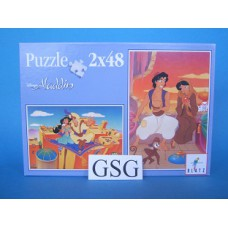 Aladdin 2x 48 st nr. 55920