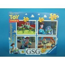 Toy Story 12 st + 16 st + 20 st + 24 st nr. 07137 1