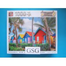 Bahamas, New Providence, Nassau 1000 st nr. 05382-01