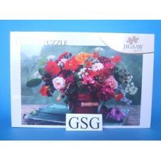 Boeket met bloemen 1000 st nr. 33-11000-11