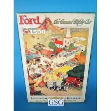 De T-Ford 1500 st nr. 1780-02