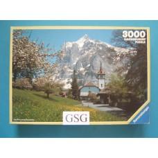 Lente in de bergen 3000 st nr. 17 032 6