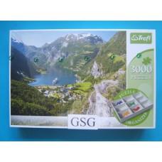 Norway 3000 st nr. 33056-01