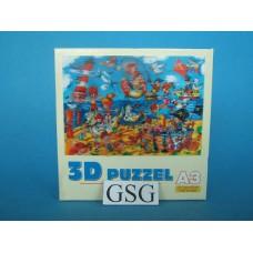 3D zeepuzzel 300 st nr. 2300487