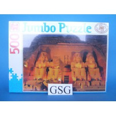 Abu Simbel Temple Egypte 500 st nr. 00965-01