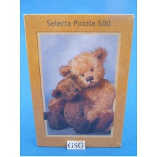 Collector's bears 500 st nr. 20070-01
