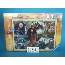 De kleine Hobbit 500 st nr. 14 229 3-01