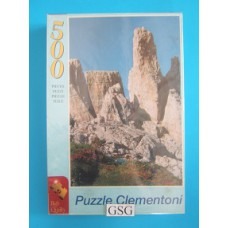 Dolomites Italie 500 st nr. 30650-01