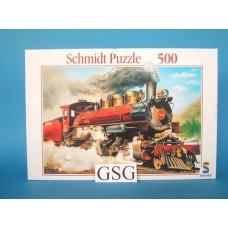 Locomotief 500 st nr. 57098