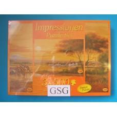 Serengeti 3x 500st nr. 773.6-01