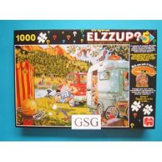 Elzzup 5 (berenbehoefte) 1000 st nr. 01457-02