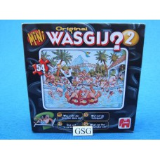 Mini wasgij 2 (tropisch zwemparadijs) 54 st nr. 01989 2-02