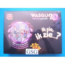 Wasgij destiny 7 (rock around the clock) 1000 st nr. 13529-01