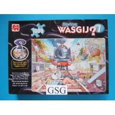 Wasgij mysterie 1 ( de wasgij express) 1000 st nr. 01988-03