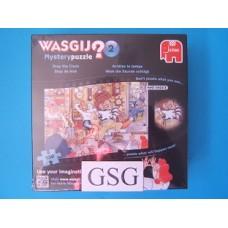 Wasgij mysterie 2 (stop de klok) 950 st nr. 81448-01