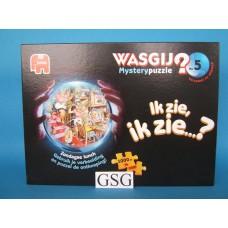 Wasgij mysterie 5 (zondagse lunch) 1000 st nr. 12279-01