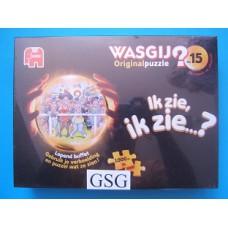 Wasgij 15 (lopend buffet) 1000 st nr. 13555-01