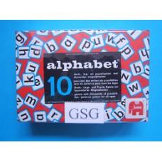 Alphabet nr. 100-01