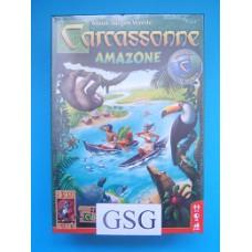 Carcassonne Amazone nr. 999-CAR35-00