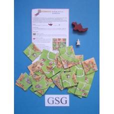 Carcassonne de draak, de fee en de jonkvrouw nr. 999CAR09-04