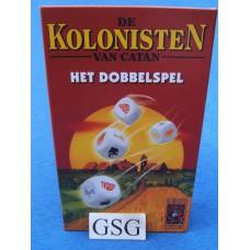 De kolonisten van Catan het dobbelspel nr. 999-KOL21-01