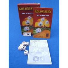 De kolonisten van Catan het dobbelspel nr. 999-KOL21-02