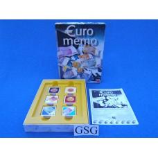 Euro memo nr. 60207-02