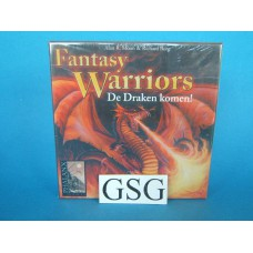Fantasy warriors de draken komen nr. PHA-NL.FAN02-00