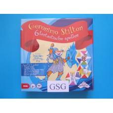 Geronimo Stilton 6 fantastische spellen nr. 02630-01