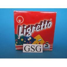 Ligretto rood nr. 01302-01