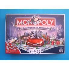 Monopoly edición especial 70 aniversario nr. 0205 00114 00402 105-01