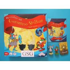 Op avontuur met Geronimo Stilton het spel nr. 02227-03