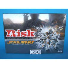 Risk Star Wars de clone wars editie nr. 0205 42332 104-01