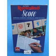 Rummikub scoreblok nr. 110-01