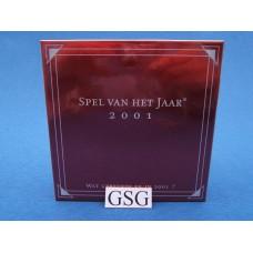 Spel van het jaar 2001 nr. 60090-01