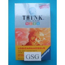 Think kids logicaraadsels nr. 23 313 7-00
