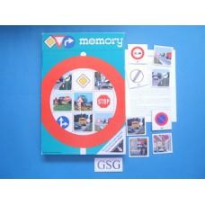 Verkeerstekens-memory nr. 605 7 756-02