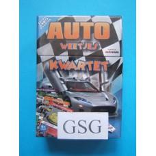 Auto weetjes kwartet nr. 01824-01