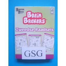 Breinbrekers Zweedse raadsels nr. 08251-00