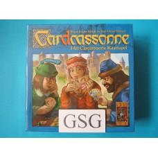 Cardcassonne het Carcassonne kaartspel nr. 999-CAR17-01