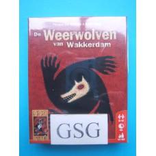 De weerwolven van Wakkerdam nr. 999-WEE01-10