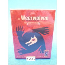 De weerwolven van Wakkerdam nr. 999-WEE01-00