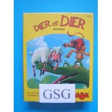 Dier op dier kaartspel nr. 60581-01