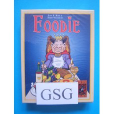 Foodie nr. 999-FOO01-01