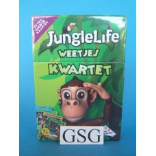 Junglelife weetjes kwartet nr. 01541-00