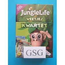 Junglelife weetjes kwartet nr. 01541-01